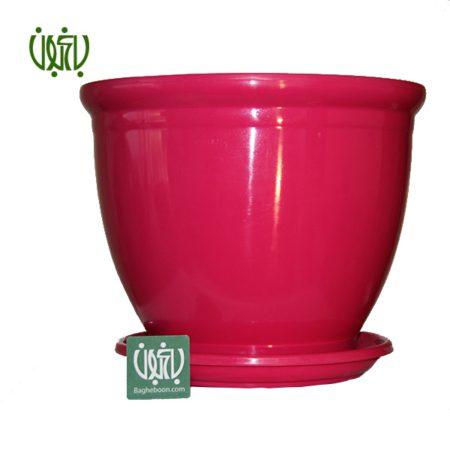 گلدان پلاستیکی گرد  گلدان کلاسیک مدل 3035 goldan 3035 450x450  فروشگاه goldan 3035 450x450