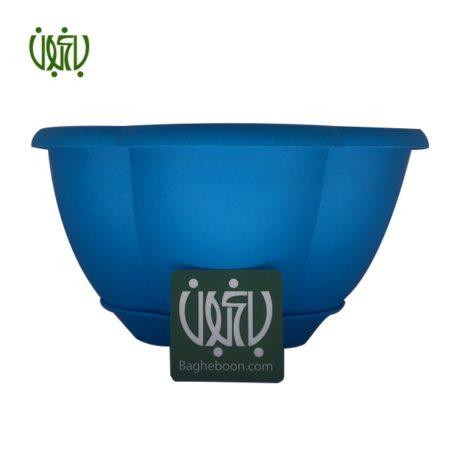 گلدان پلاستیکی  گلدان گل آذین مدل 320 flower pot plastic colored 320 2 450x450