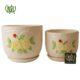 گلدان سفالی  گلدان سرامیکی مدل11-50 Ceramic Vase Model 14 40 1 80x80