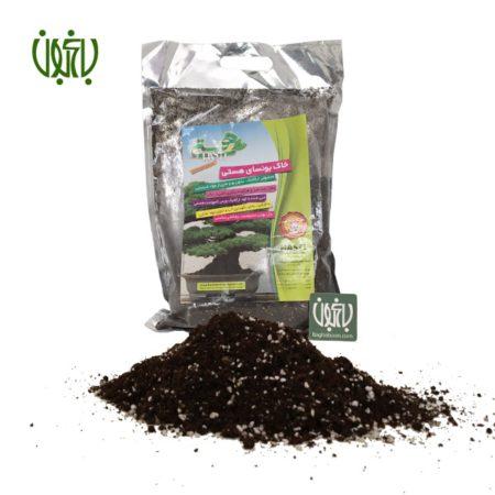 خاک بونسای  خاک بونسای هستی Bonsai Soil 2 450x450