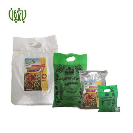 خاک کاکتوس  خاک کاکتوس هستی Cactus Soil Hasti 2 1 450x450