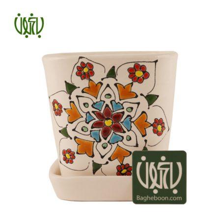 گلدان سفالی  گلدان سفالی مدل 08-50 Ceramic Vase Model 50 08 5 450x450