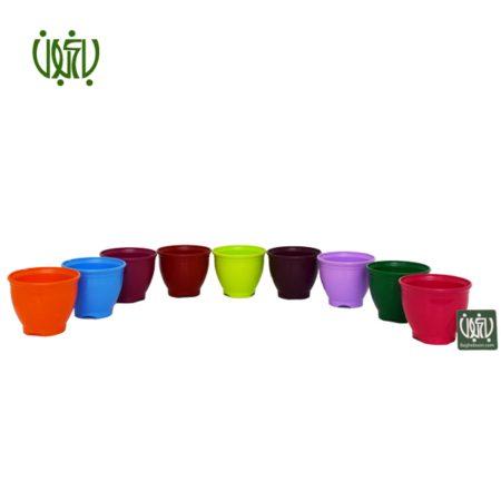 گلدان  گلدان کلاسیک مدل 3010 Plastic pot model 30 10 450x450