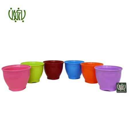 گلدان  گلدان کلاسیک مدل 3015 Plastic pot model 30 15 1 450x450
