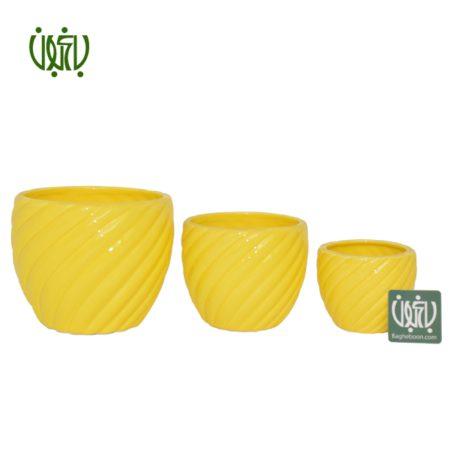 گلدان  گلدان سرامیکی مدل 21-50 Ceramic Vase Model 50 21 1 450x450