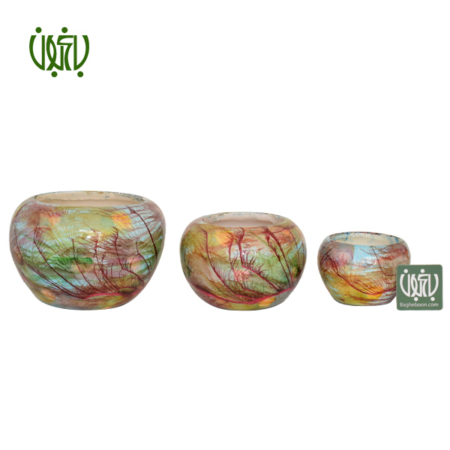 گلدان  گلدان سفالی مدل 22-50 Ceramic Vase Model 50 22 1 450x450
