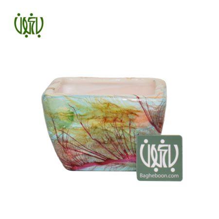 گلدان  گلدان سفالی مدل 23-50 Ceramic Vase Model 50 23 1 450x450
