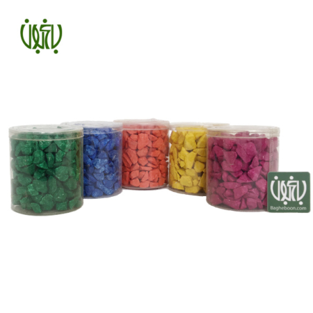 سنگ رنگی  سنگ تزئینی سایز هفت Gravel Colorful size A 1 450x450 گل و گیاه خانگی گل و گیاه خانگی Gravel Colorful size A 1 450x450