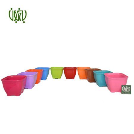 گلدان  گلدان کلاسیک مدل 1012 Plastic pot model 10 12 1 450x450