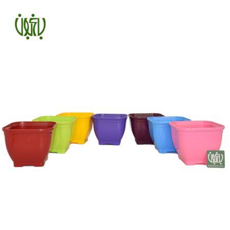 گلدان  گلدان کلاسیک مدل 1015 Plastic pot model 10 15 1 450x450
