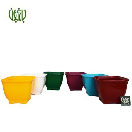 گلدان  گلدان کلاسیک مدل 1017 Plastic pot model 10 17 1 450x450