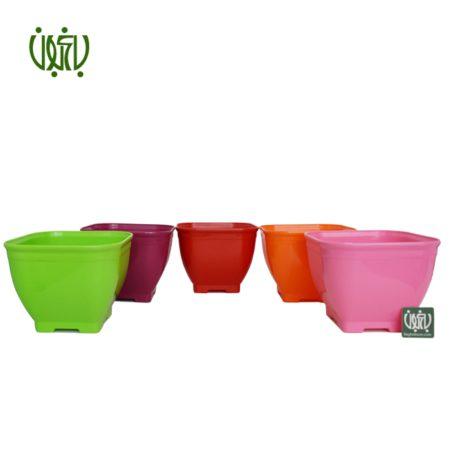 گلدان  گلدان کلاسیک مدل 1020 Plastic pot model 10 20 1 450x450