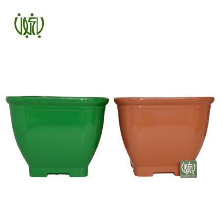 گلدان  گلدان کلاسیک مدل 1030 Plastic pot model 10 30 1 450x450