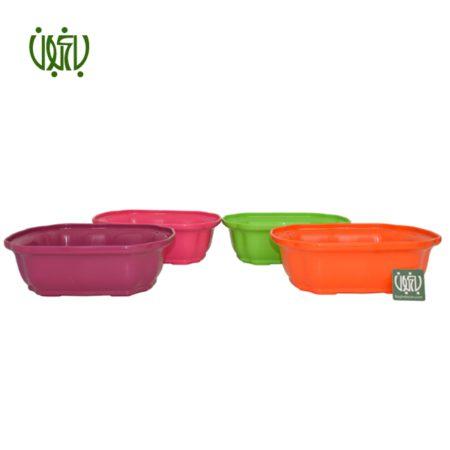 گلدان سبزیجات  گلدان کلاسیک مدل 513 Plastic pot model 513 1 450x450