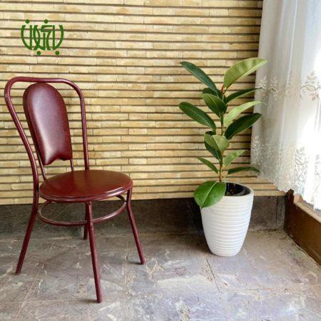 گلدان هدیه  گلدان هدیه فیکوس الاستیکا طرح3 Ficus elastica ceramic Vase Model 3 0 450x450